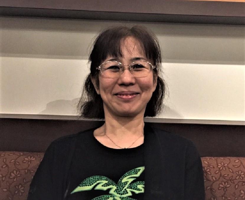 石田恵美子さん